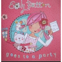 Emily Button Goes to a Party - Kids' Book