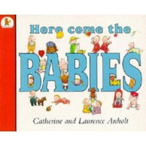 Here come the babies - book