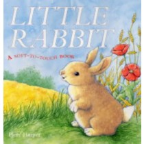 Little Rabbit: A Soft-to-Touch Book