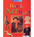 How is art made? Book by Elizabeth Newbery