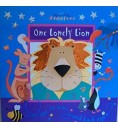 One Lonely Lion counting book