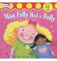 Miss Polly Had a Dolly (Board Book)